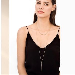 Kari Layered Necklace (Versatile 3-in-1)